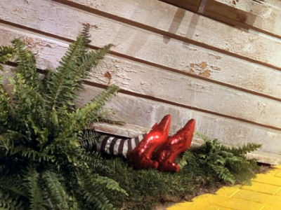 """Wizard Of Oz Flying House """"The Wizard of Oz""""..."""