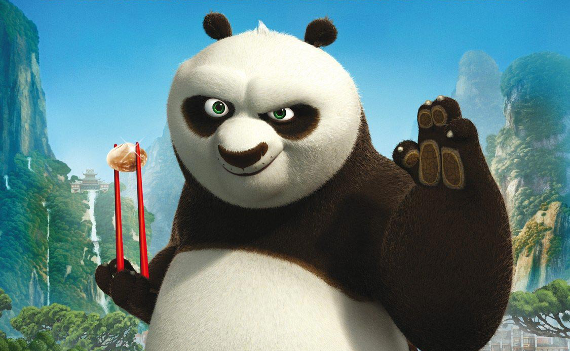 Twice The Charmer Kung Fu Panda 2 A Visually Stunning Sequel With Delightful Plot Ruby Soup With Pearl Juice