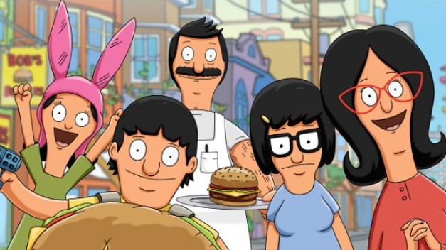 Left to right: Louise, Bob, Gene, Tina and Linda