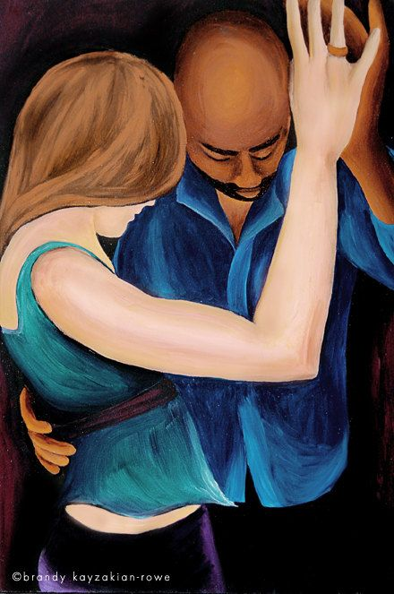 """Slow Dance"", by Brandy Kayzakian-Rowe"