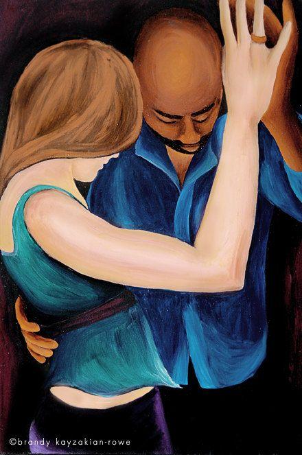 """Slow Dance"", by Brandy Kayzakian-Rowe"