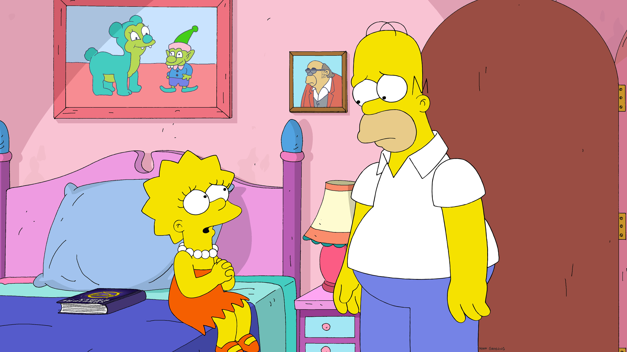 the gender roles of the simpsons The simpsons and american culture dissertation proposal by  gender and queer theory  simpsons in relation to the televisual system in which it operates,.