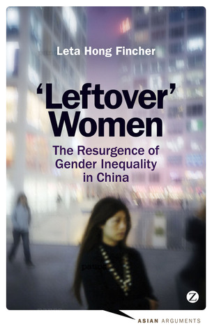 "Book cover for ""Leftover Women"""