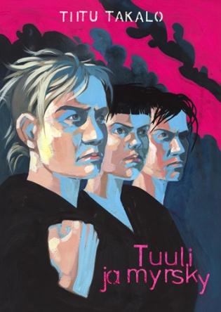 "Cover for ""Tuuli ja Myrsky"""