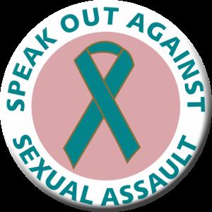 Awareness Ribbon for sexual violence